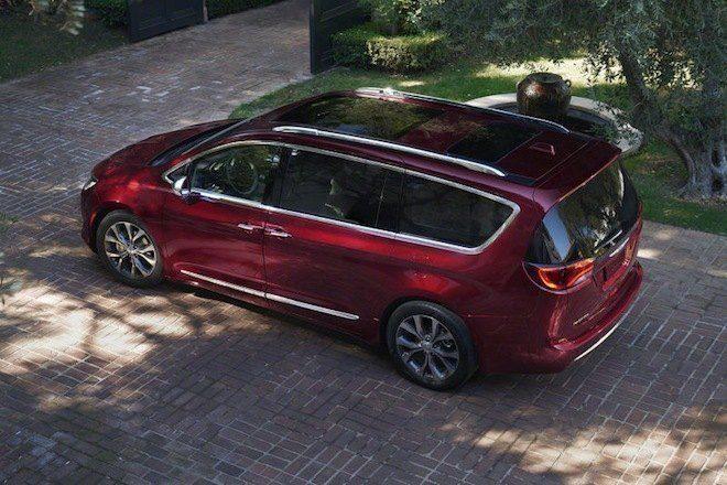 Google Encomenda Minivans Para Testes De Condução Automatizada