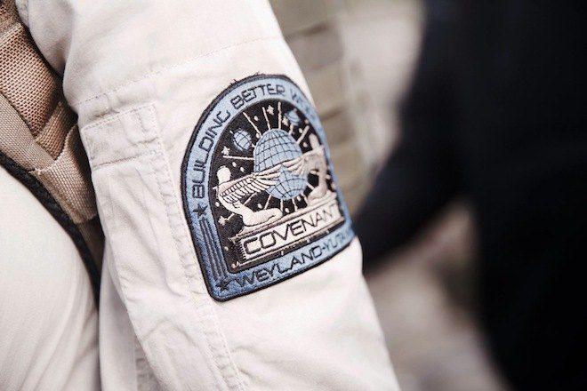 Primeira Imagem De 'Alien: Covenant' É Postada Online