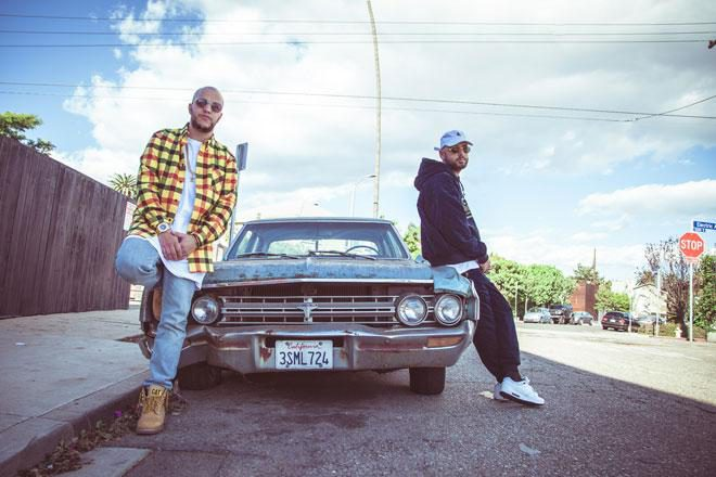 Ouça 'Boss Ass Bitch': som novo de Amine Edge & DANCE
