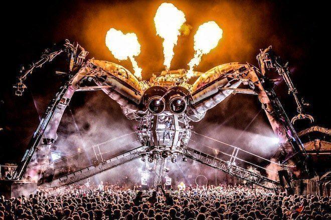 Ultra Music Festival planeja 'Spider Stage' para edição 2016