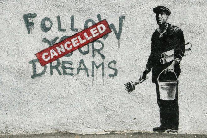 Londres Recebe Exposição Permanente 'Banksy Bunker'