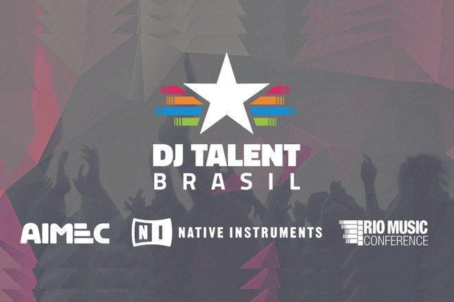 AIMEC, RMC & Native Instruments Lançam DJ Talent Brasil