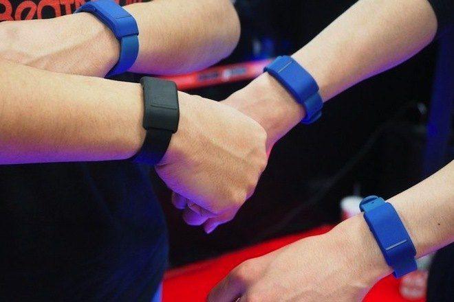 Com esse novo gadget você pode criar música dançando