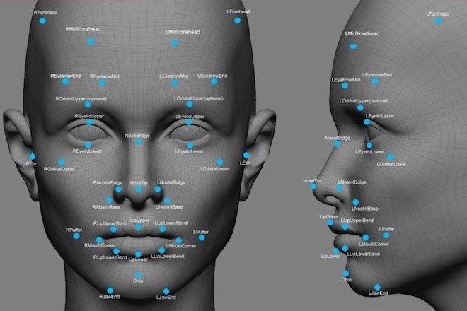 A tecnologia de reconhecimento facial em concertos e festivais