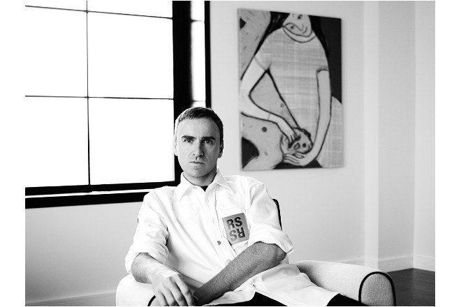 Calvin Klein Anuncia Raf Simons Como Chief Creative Officer Da Marca