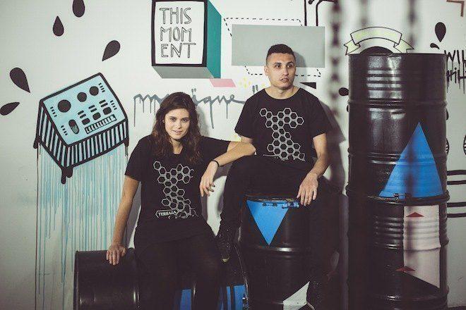 Club Terraza Lança Coleção De Camisetas
