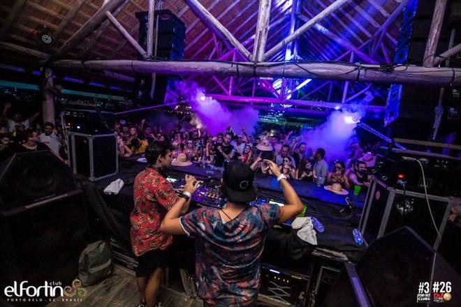 El Fortin celebra 14 anos neste sábado com Chemical Surf, Undercover e mais!