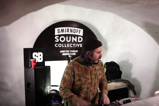 Assista! DJ Yoda live at Arctic Disco Austria