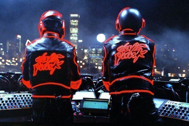 Daft Punk lança novos ítens de merchandise