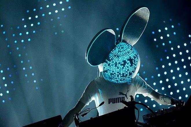 Deadmau5 cria playlist com quase 500 tracks de techno
