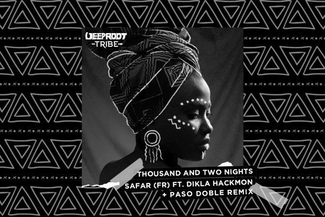 Deep Root Records lança sublabel Deep Root Tribe, com foco em Afro, Tribal e Ethno House. Ouça 'Thousand & Two Nights'