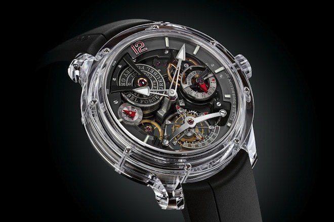 Greubel Forsey Apresenta Relógio De US$ 1.2 Milhão De Dólares