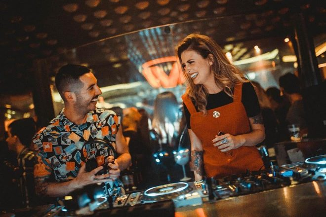 Drunky Daniels e Wally Lopez: conexão que resultou em nova sonzeira