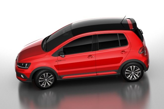 Conheça o Novo Fox Pepper da Volkswagen