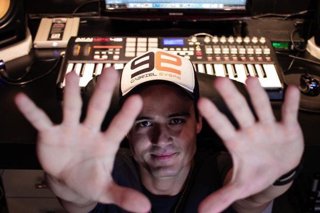 Gabriel Evoke é o brasileiro mais bem posicionado dentro do Minimal/Deep Tech