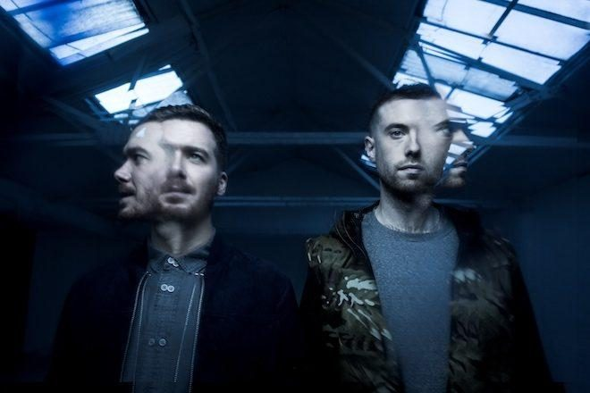 Assista Gorgon City ao vivo no The Smirnoff Arctic Disco