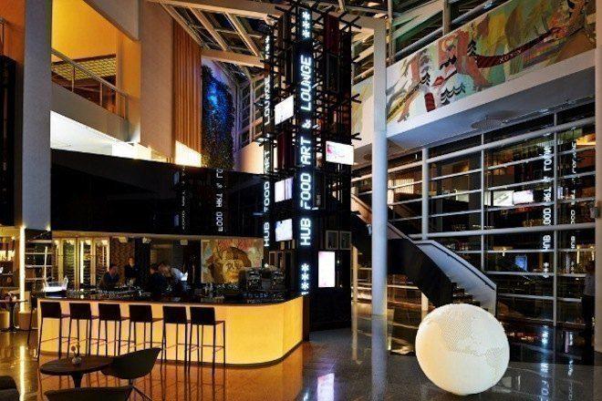 HUB Food Art Lounge São Paulo