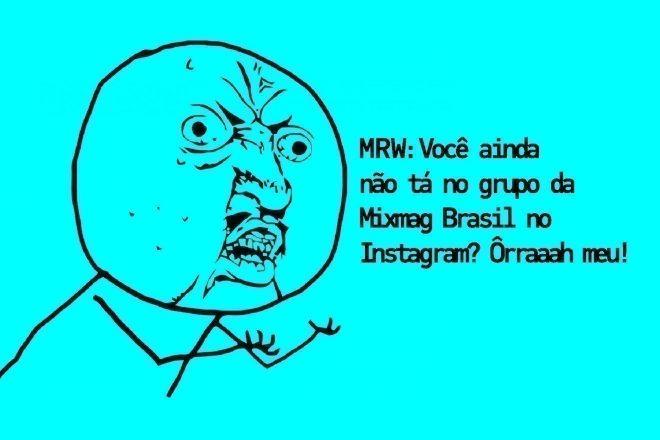 Siga a Mixmag no Instagram!