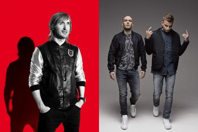 David Guetta e Showtek lançam video de novo single 'Sun Goes Down'
