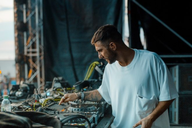 BURN anuncia Hot Since 82 como novo embaixador