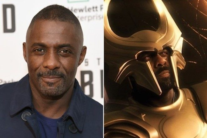 Reveja Idris Elba ao vivo no Mixmag Lab London