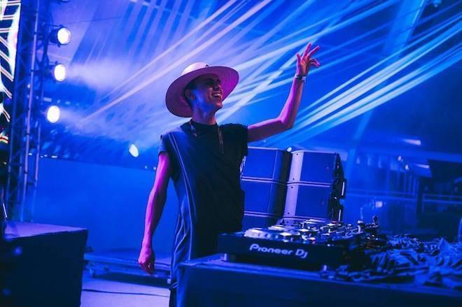 DJ Illusionize apresenta re-work de 'Hands Up Ride'