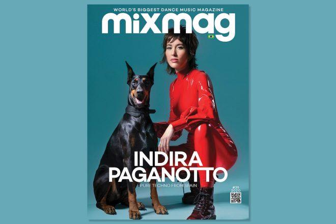 Indira Paganotto é destaque de capa da nova edição da revista. Veja now!