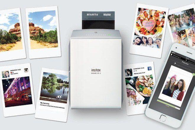 Fujifilm Lança Impressora Super Rápida Para Smartphones