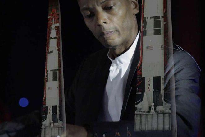 Assista Jeff Mills tocando no afterparty do Apollo 50 Festival em Washington DC