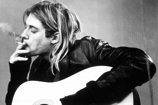 Guitarra de Kurt Cobain será leiloada no Ebay