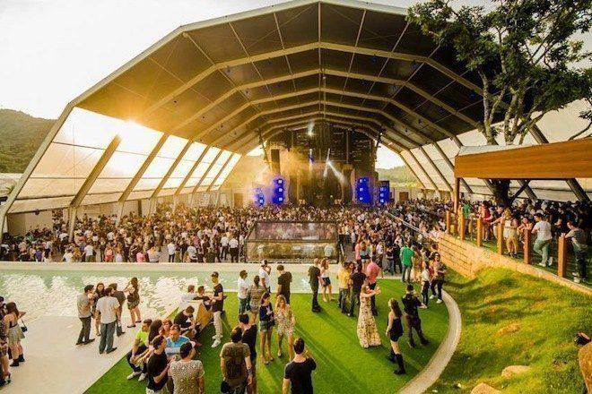 Laroc Club Encerra 2016 Com DJ Alemão Thomas Gold