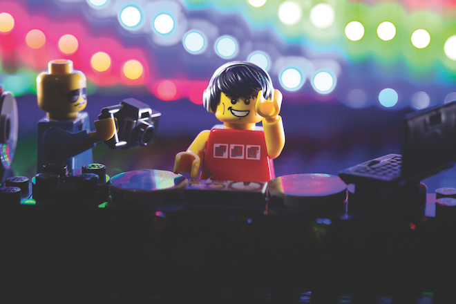 Lego na balada