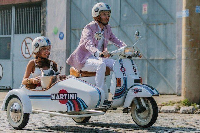 Martini promove ação exclusiva no mercado brasileiro