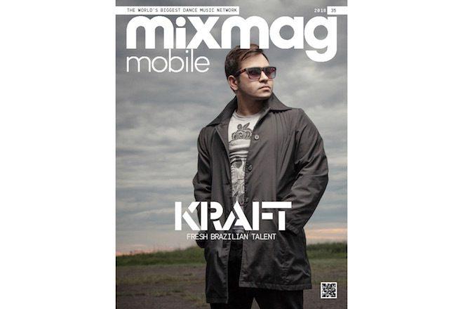 Mixmag Mobile apresenta KRAFT
