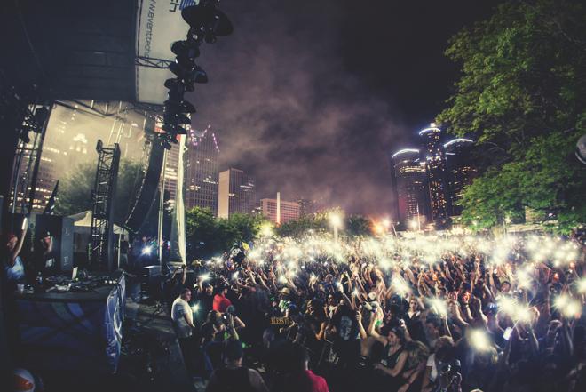 10 Músicas que marcaram o festival Movement Detroit 2015
