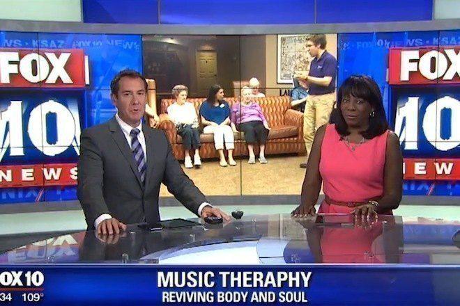 Tratamento Usa Música Como Cura Nos USA