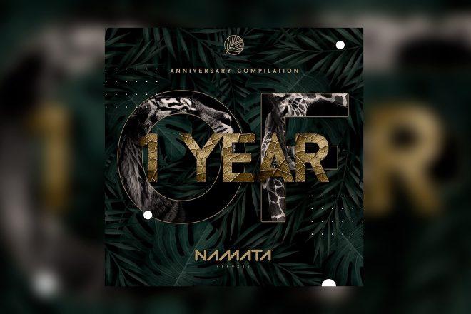 Do Minimal ao Deep House, Namata lança VA especial de 01 ano apostando na diversidade