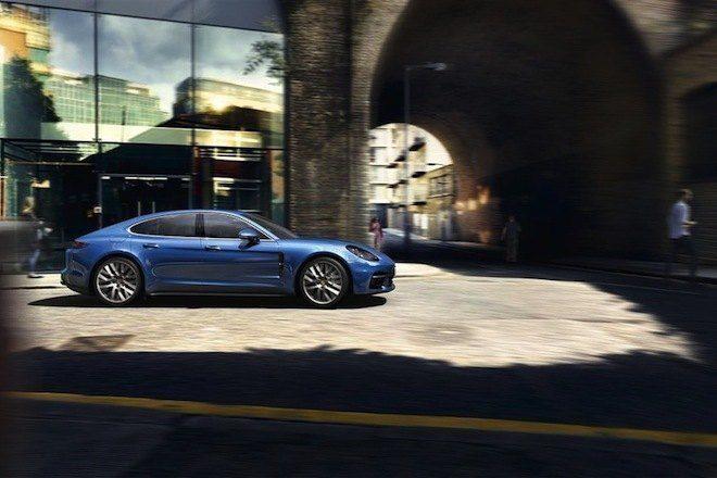 Veja 10 Fotos Do Novo Porsche Panamera 2017
