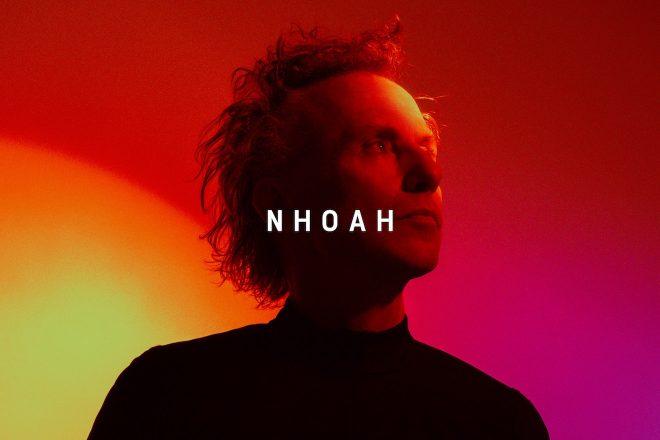 DJ, produtor e compositor do circuito Berlin-Vienna, NHOAH é a nova capa da Mixmag Brazil