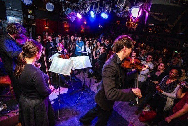 Projetos Fazem Sucesso Levando Música Clássica A Bares & Clubs