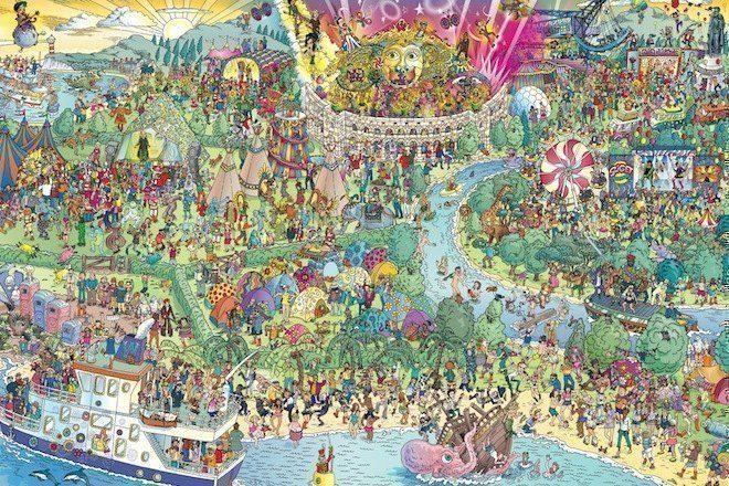 Daft Punk Ganha Versão De 'Onde Está Wally?'