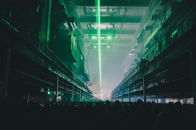 Assista Adam Beyer ao vivo do Printworks London