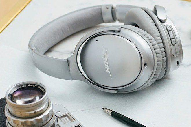 Bose Lança Versão Wireless De Headphone Silencioso