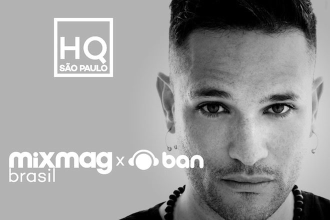 Assista Renato Cohen no Mixmag HQ Sao Paulo