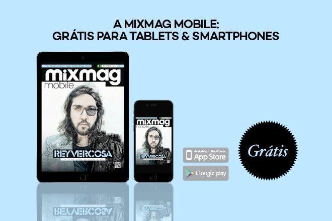 Mixmag Mobile Apresenta Rey Vercosa