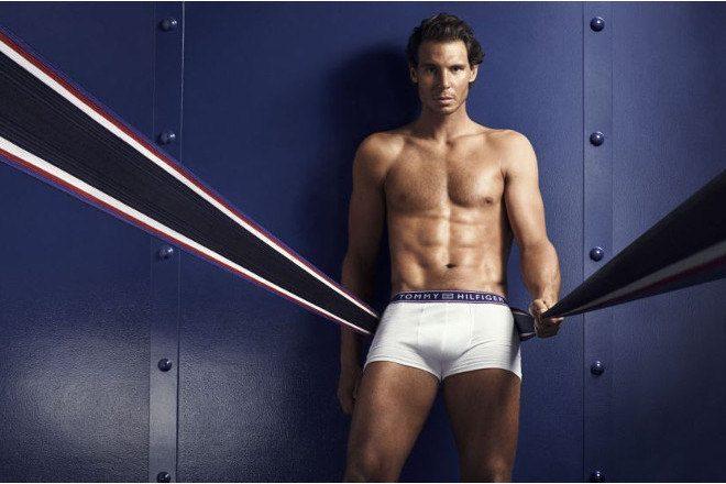 Rafael Nadal é Estrela Em Campanha De Underwear