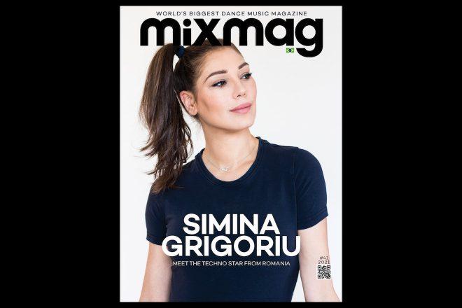 Simina Grigoriu é destaque de capa da nova edição da revista!