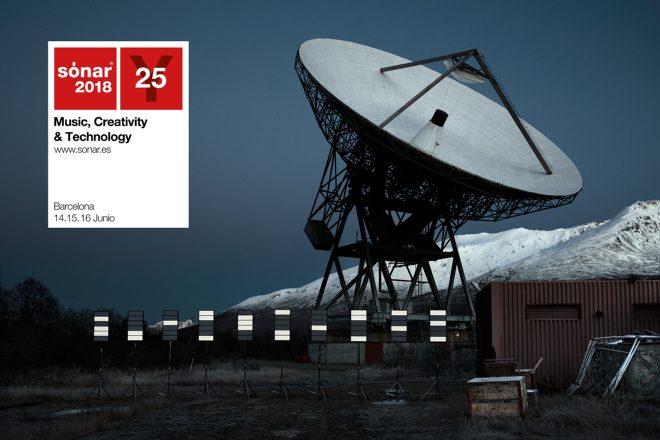 Sónar Barcelona envia 20 novas tracks ao espaço
