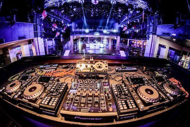 Ushuaïa assume controle da Space Ibiza em 2017