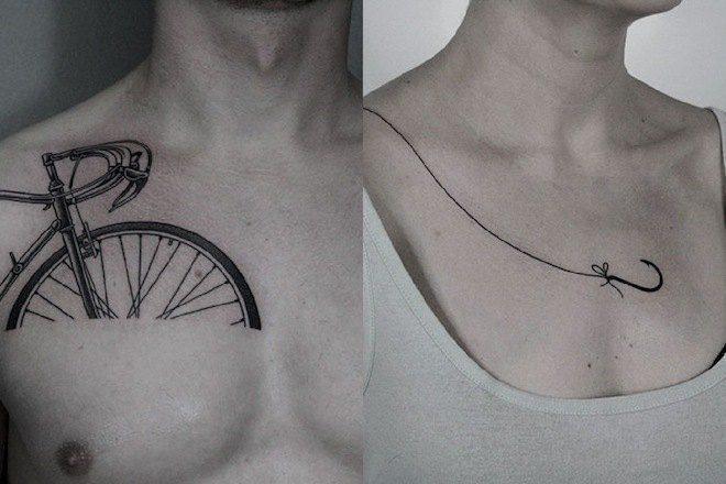 Veja Essa Série De Tattoos Com Detalhes Surreais
